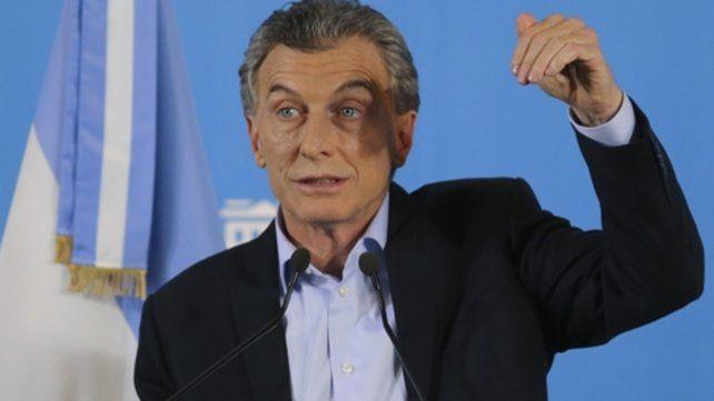Tarifazo. Macri justificó las subas y dijo que nos hacían creer que todo era regalado y la energía era gratis.