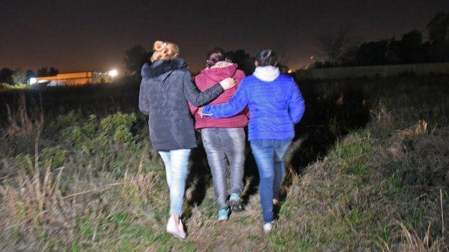 Familiares de la víctima reconocieron el cuerpo. Fue muy cerca del Club Universitario.