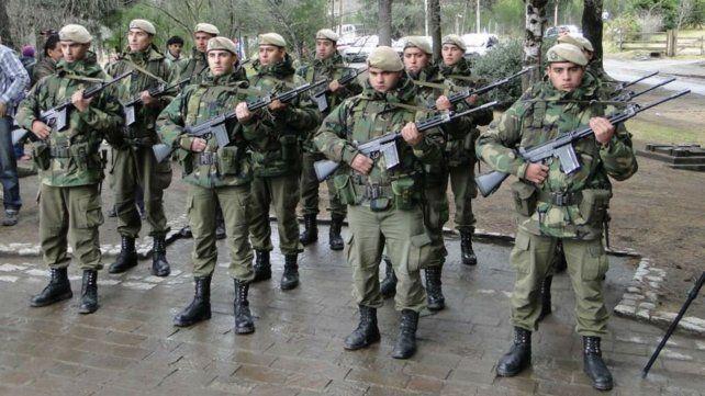 Las fuerzas armadas tendrán nuevas atribuciones.