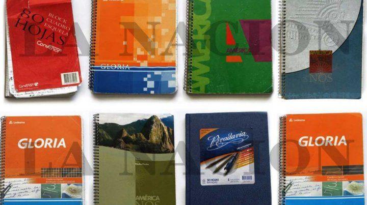 Los cuadernos donde el chofer de Baratta registró recorridos de la coima