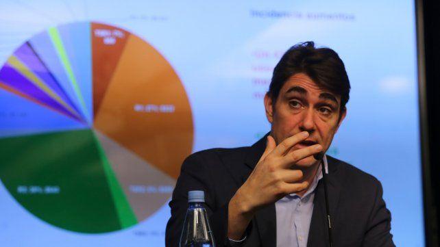 Iguacel anunció los nuevos aumentos para la tarifa de la electricidad.