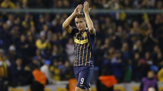 Marco Ruben se va de Central, sólo debe decidir entre Santos o Inter