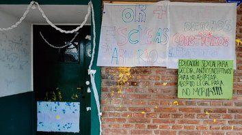 Una escuela sin armarios, demandan las chicas y los chicos.