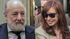 Contrapunto. Bonadio y Cristina, una relación áspera que se acentuó con esta última causa.