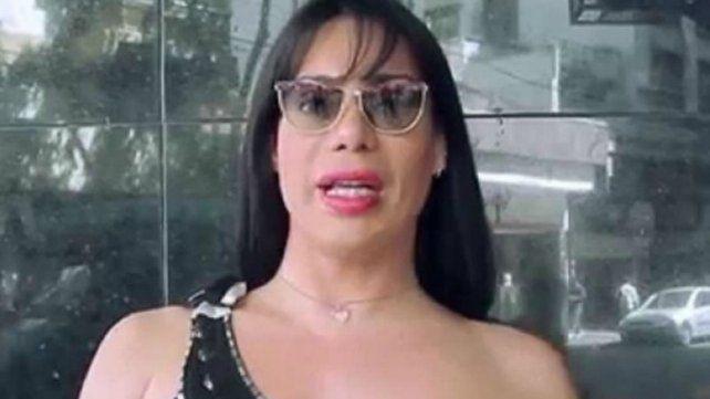 Oriana Junco defendió a Lanata en la disputa con Flor de la V