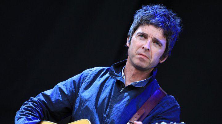El exOasis Noel Gallagher tocará por primera vez en Rosario el próximo 3 de noviembre.
