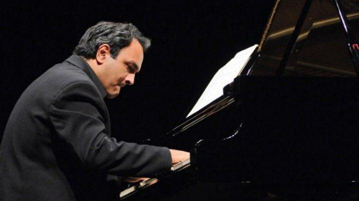El regreso. El músico rosarino-canadiense dice que le gusta mucho cada tanto venir a Latinoamérica.