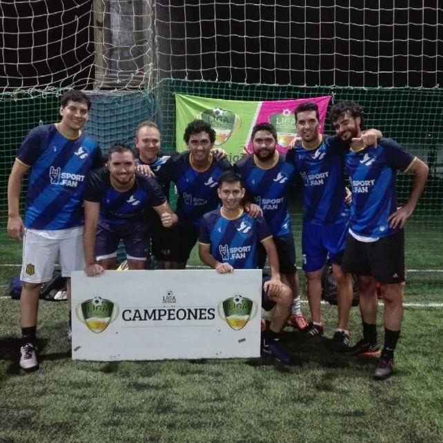 Cazafantasmas, una historia de fútbol de 15 años