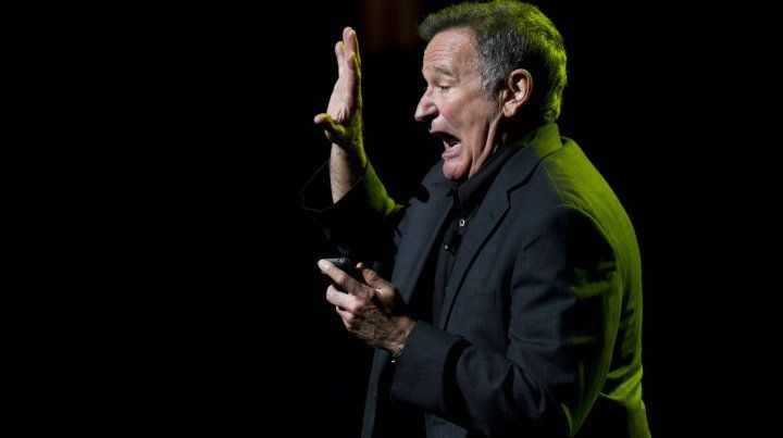 Robin Williams no sólo se destacó por su rol de comediante