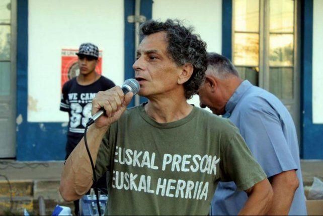 Reclamo. Gustavo Martínez