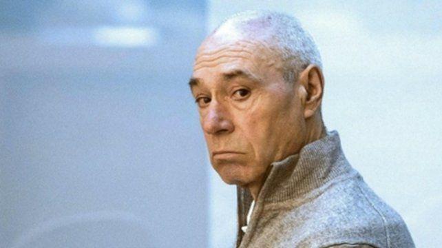 Mirada. El extremista de ETA durante una audiencia judicial.
