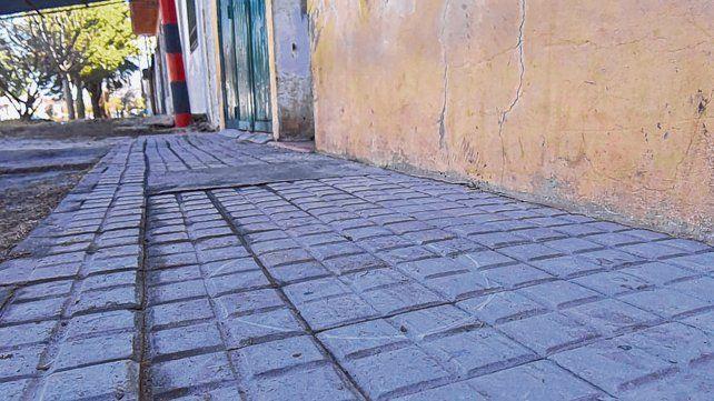 Balazos. Una vaina marcada en la calle Barra al 2300