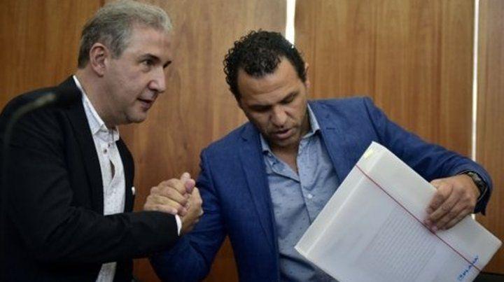 Carlos Edwards y Fausto Yrure consideraron que los dichos del gobernador afectan a la imparcialidad e  independencia del tribunal de apelación.