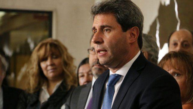 El sanjuanino Uñac no descartó ir por la Casa Rosada en 2019