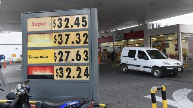 Shell se suma a YPF y aumentó hoy el precio de las naftas