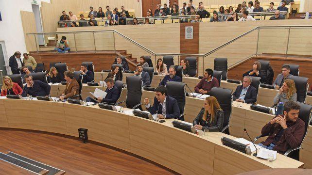 Los concejales deben resolver temas clave en el funcionamiento de la ciudad.