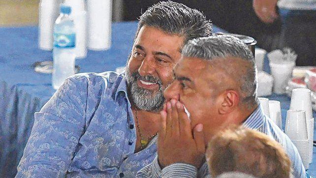 El poder. Daniel Angelici y Claudio Tapia acercaron posiciones para debatir en el próximo cónclave de la AFA la conveniencia o no de un nuevo orden institucional.