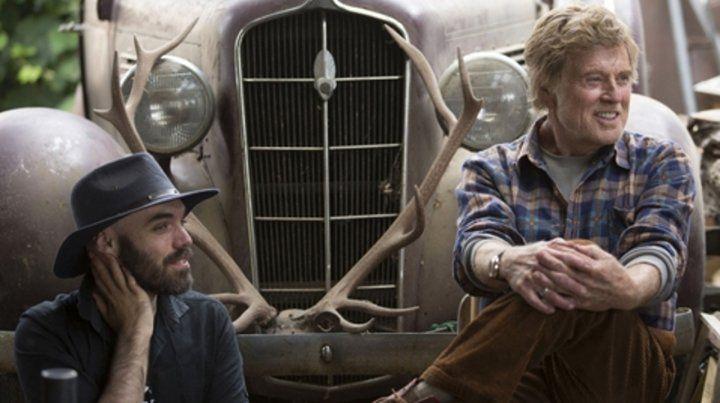Despedida. El veterano actor y cineasta presentará en septiembre junto al director David Lowery su último filme.