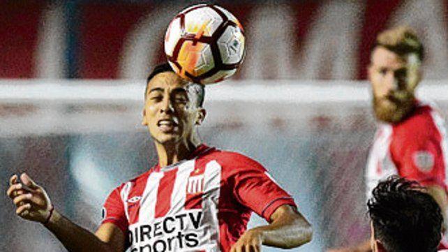 Volante. Lucas Rodríguez irá de titular.
