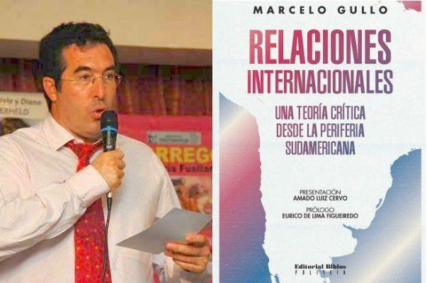 Gullo presenta su último libro en Rosario