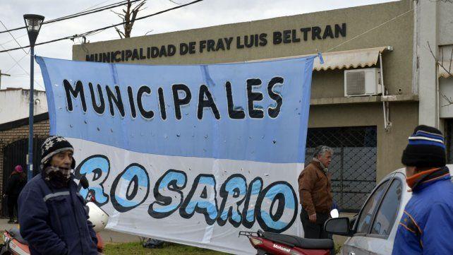 El conflicto en la Municipalidad de Fray Luis Beltrán impactó en toda la provincia.