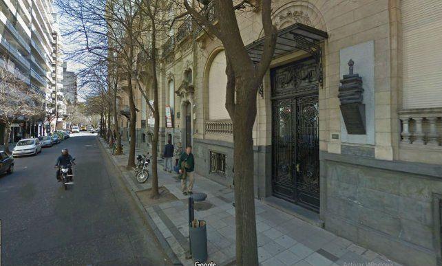 El Colegio de Escribanos de Rosario.
