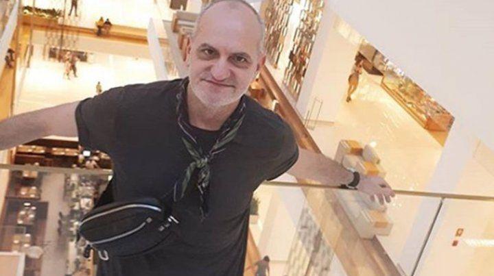 El diseñador Laurencio Adot sufrió un ACV hemorrágico