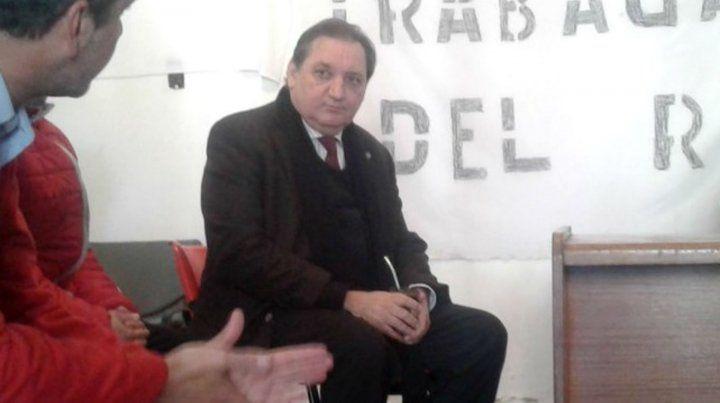 Genesini calificó a la situación de Cotar como compleja