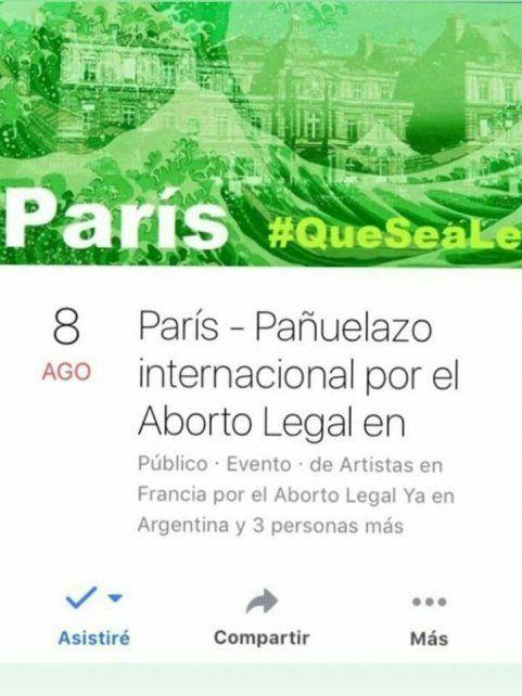 El reclamo por el aborto legal se extiende por todo el continente