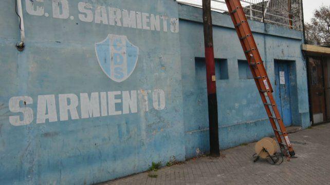 El club de Sarmiento al 4600