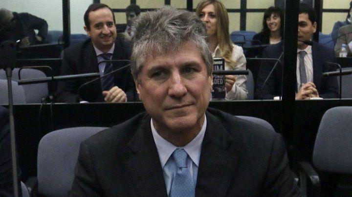 Condenaron a Boudou a cinco años y 10 meses de cárcel en la causa Ciccone y quedó detenido