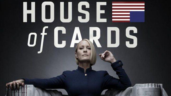 Robin Wright regresa como la presidente de los Estados Unidos y será la protagonista principal.