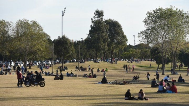 Plazas. Los niños desean más espacios para jugar al aire libre.