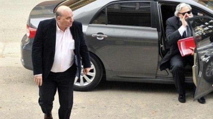 Javier Fernández (AGN) se despegó del caso.