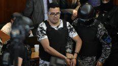 Guille Cantero, en una de las audiencias del juicio que terminó a principios de abril.