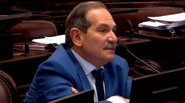 Alperovich anunció que votará en contra de la legalización del aborto