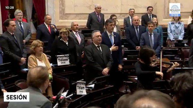 Seguí en vivo el debate de la ley de aborto en el Senado