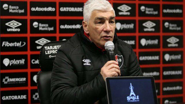 De Felippe: Me motiva la idea de jugar un clásico en Copa Argentina