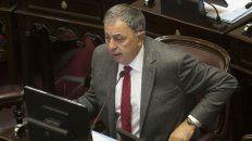 El legislador salteño realizó polémicas y repudiables declaraciones sobre el aborto.