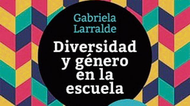 Tapa del libro de Larralde.