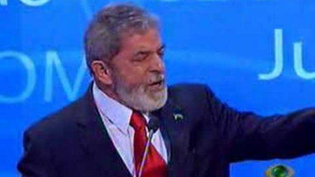 Lula no podrá participar por determinación de una jueza.