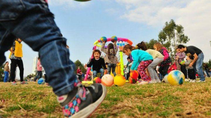 Para que la celebración se llame Día de las Infancias