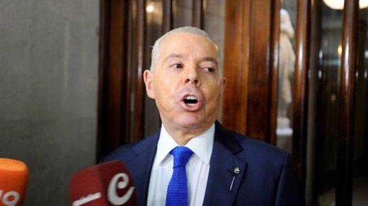 Oyarbide lloró, dijo que tiene miedo y pidió por Bonadio