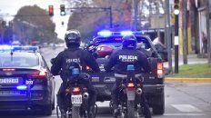 suspendieron licencias del personal policial por las balaceras