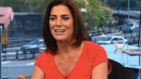 La periodista Débora Pérez Volpin.