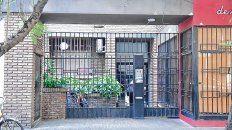 Montevideo 1040. El 29 de mayo balearon un edificio donde Manfrín había vivido hace 30 años, cuando era fiscal.