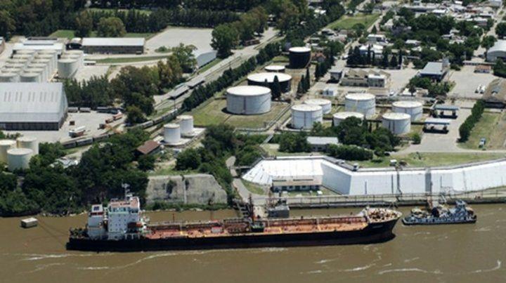expectativa. La refinería San Lorenzo hoy es operada por YPF.