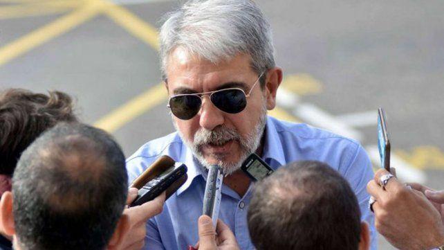Abal Medina confesó lavado de dinero, dijo Aníbal Fernández