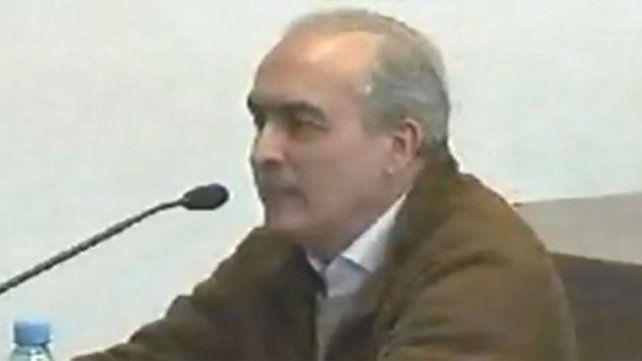 José López reveló que el dinero de los bolsos es de la política