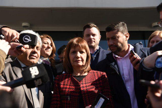 Bullrich anticipó que se harán controles más estrictos a los jefes narcos en las cárceles